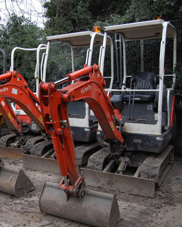 Small Plant Hire Manchester